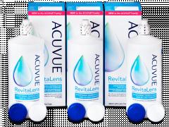 Acuvue RevitaLens linsevæske 3x 360 ml