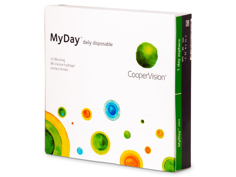 MyDay daily disposable (90linser)