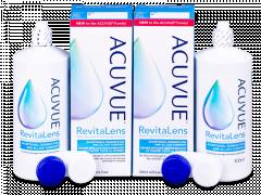 Acuvue RevitaLens linsevæske 2x 300 ml