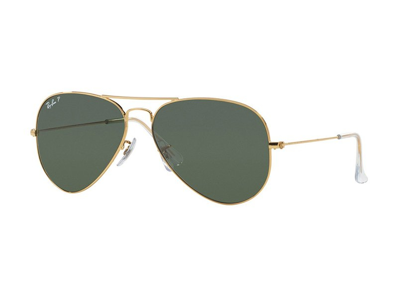 Solbriller Ray-Ban Original Aviator RB3025 - 001/58 POL