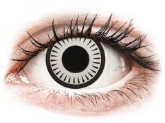 CRAZY LENS - Byakugan - endagslinser uden styrke (2 linser)