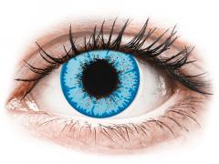 CRAZY LENS - Night King - endagslinser med styrke (2 linser)