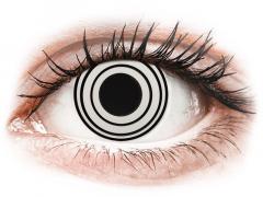 CRAZY LENS - Rinnegan - endagslinser med styrke (2 linser)