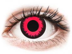 CRAZY LENS - Vampire Queen - endagslinser med styrke (2 linser)