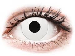 CRAZY LENS - WhiteOut - endagslinser uden styrke (2 linser)