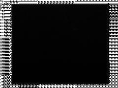 Pudseklud til briller - sort