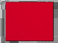 Pudseklud til briller - rød