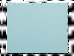 Pudseklud til briller - lyseblå