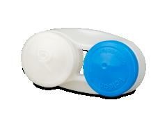 Antibakteriel linseetui - blå