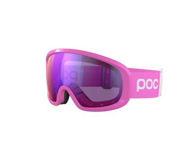 POC Fovea Mid Clarity Comp Actinium Pink/Spektris Pink