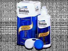 Boston Simplus Multi Action Linsevæske 120 ml