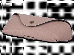 Lyserød etui til briller SH224-1