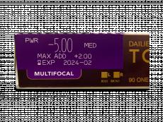 Dailies TOTAL1 Multifocal (90 linser)