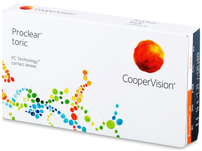 Proclear Toric (3 linser)