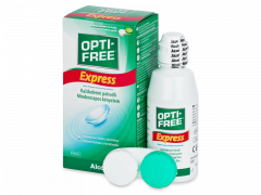 OPTI-FREE Express Linsevæske 120ml