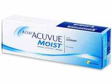 1 Day Acuvue Moist (30 linser)