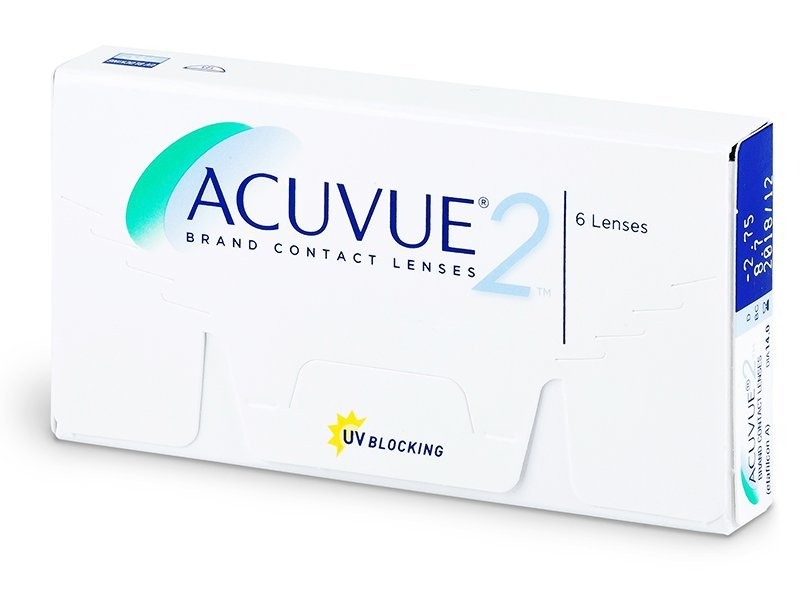 Acuvue 2 (6linser)