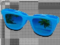 OptiShades linseæske - blå
