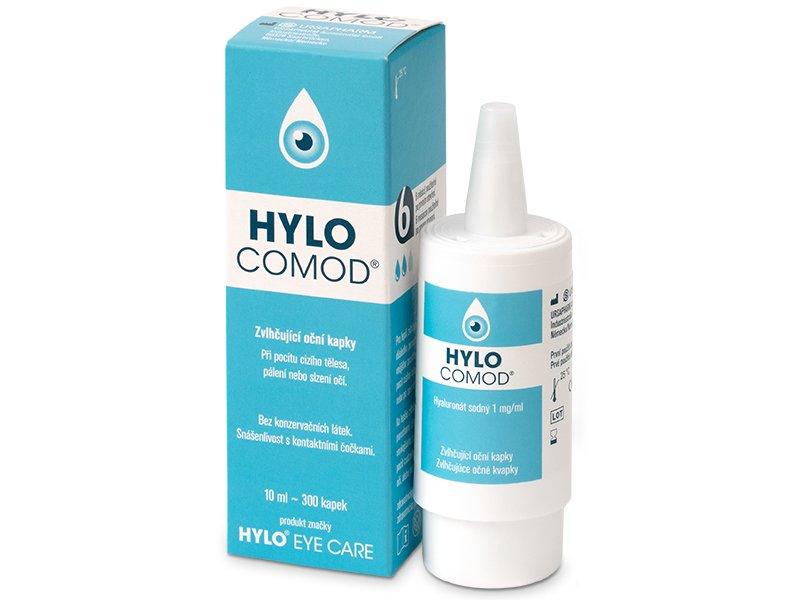 HYLO-COMOD Øjendråber 10ml