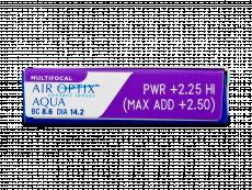 Air Optix Aqua Multifocal (3linser)
