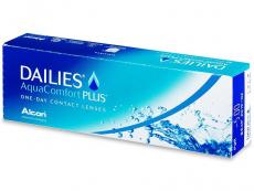Dailies AquaComfort Plus (30linser)