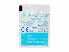 1 Day Acuvue Moist (90linser)