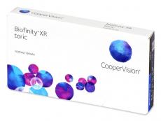 Biofinity XR Toric (3 linser)