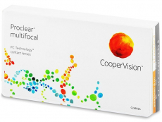 Proclear Multifocal (6 linser)
