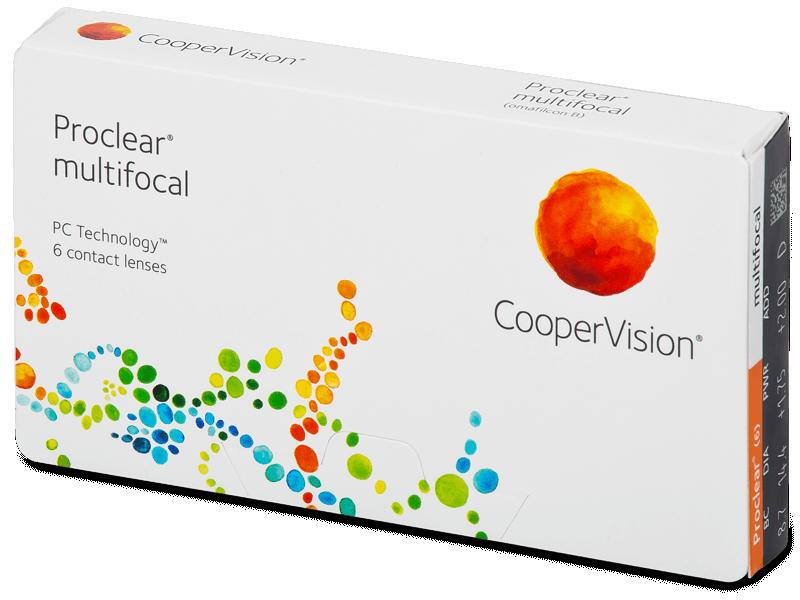 Proclear Multifocal (6linser)